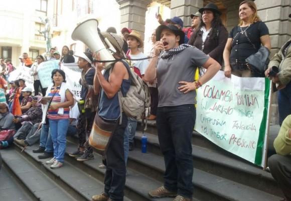 'Los campesinos de Nariño aún no somos escuchados'