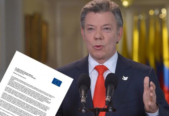 Parlamento Europeo a presidente Santos: 'Ud. debe garantizar el derecho a una protesta pacífica'