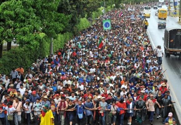 La Cumbre Agraria piensa un país en paz con justicia social