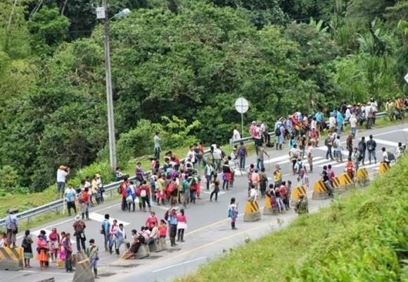 La Minga Agraria conquista derechos indígenas y campesinos