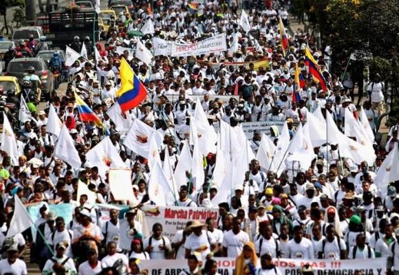La falsa paz en Colombia