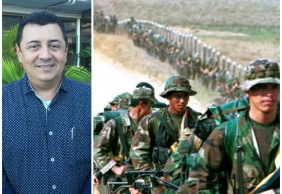 Malestar del alcalde de San Vicente del Caguán por decisión de Gobierno y FARC
