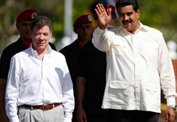 Santos afina lista de colombianos que lo acompañarán en La Habana
