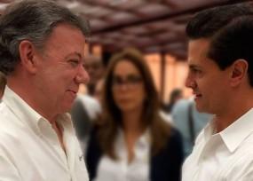 ¿Qué hacía el presidente mexicano Peña Nieto en la firma del fin del conflicto en La Habana?