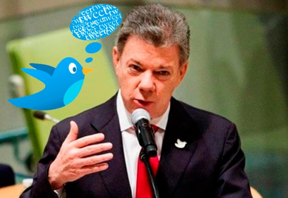 """Gobierno colombiano: el tercero más """"tuitero"""" de Latinoamérica"""