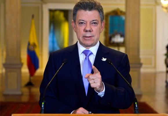 ¡Presidente Santos, respete a las comunidades que estamos en Paro!