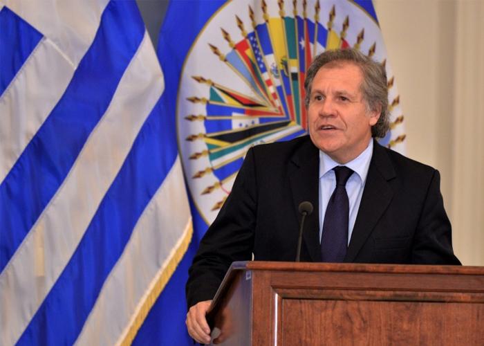 ONG gringas se van contra secretario de la OEA por Venezuela