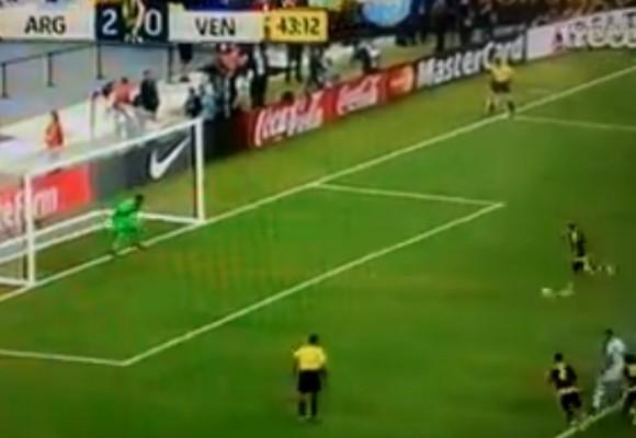 En video: ¿Ridículo de Seijas en la Copa América?