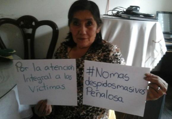 'Peñalosa, no acabe con modelo de atención a víctimas en Bogotá'