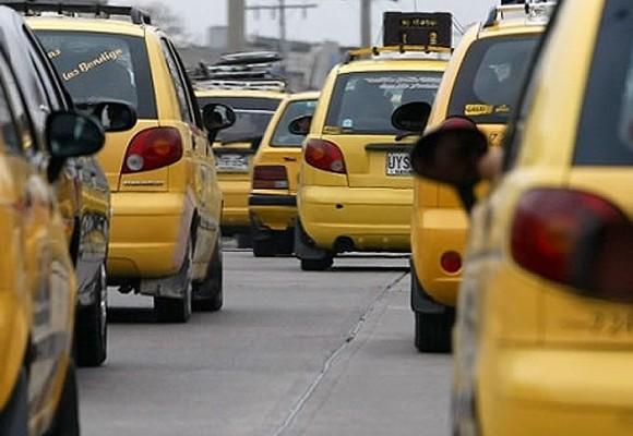 Queremos encontrar al taxista que nos agredió a mí y a mi sobrino