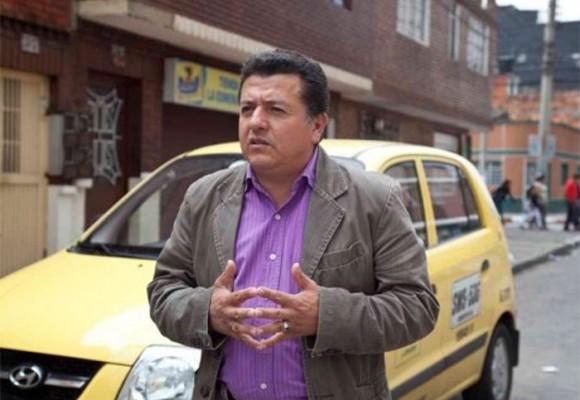 El taxista que tiene lista la artillería para sacar a Uber de Colombia