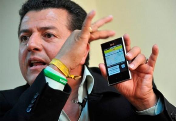 Hugo Ospina: ¿Un taxista con discurso paramilitar?