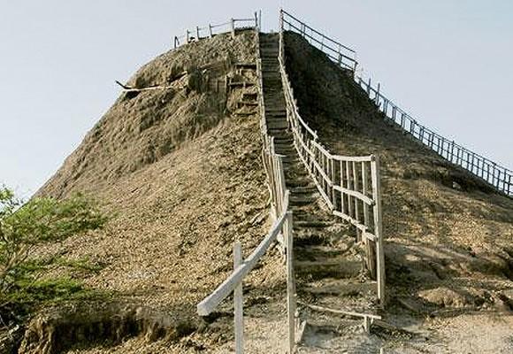 El Volcán del Totumo, un paraíso prometido del Caribe colombiano