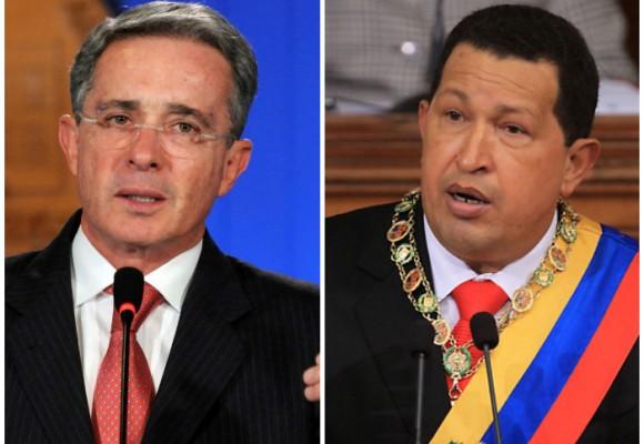 Álvaro Uribe, el 'Chávez' colombiano