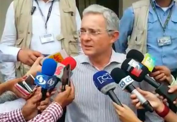¿Qué dice Uribe del