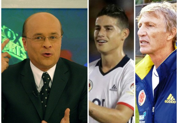 Carlos Antonio Vélez, tenías la razón frente a James y la Selección Colombia