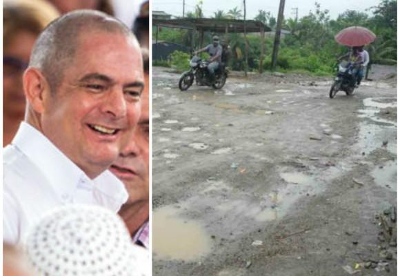 Vías del Chocó: clientelismo, corrupción y robos