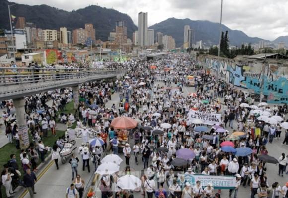 Las víctimas del conflicto armado en Bogotá se quedarían sin atención psicosocial