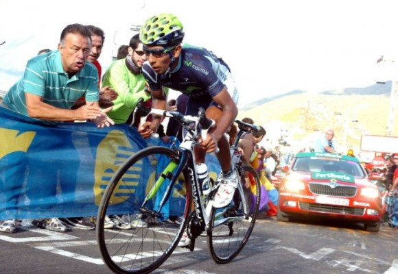 ¿Y si Nairo se hubiera estrellado hoy en el Tour de Francia?
