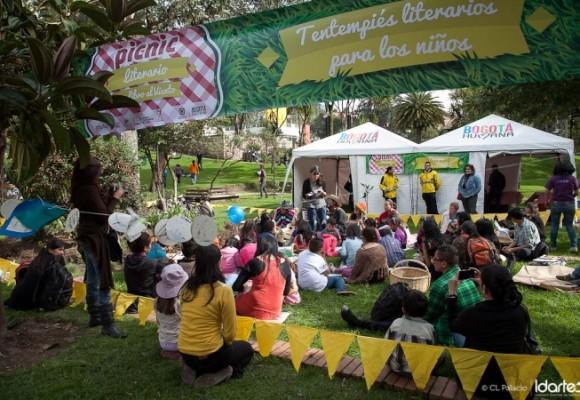 Vive la lectura al aire libre: picnic literario en el Jardín Botánico de Bogotá