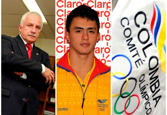 ¿Baltazar Medina, presidente del Comité Olímpico, cedió a la presión de Claro?