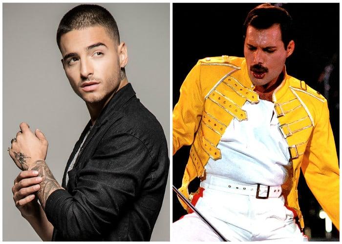 Maluma es el mejor cantante de la historia por encima de Freddie Mercury segun la revista