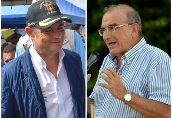 Los dos presidenciables más fuertes se mueven en la mesa de La Habana