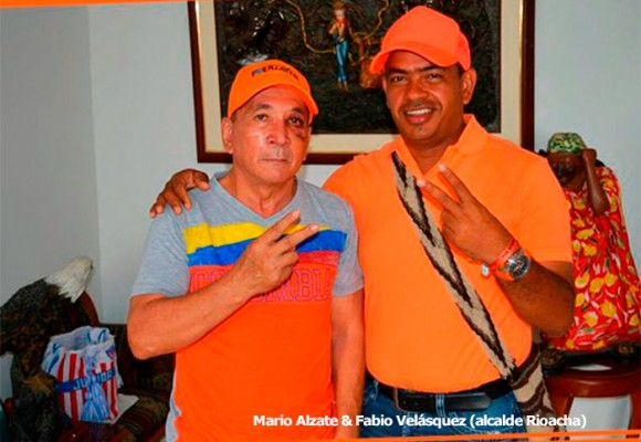 Representante de los gremios en CorpoGuajira con 500 kilos de coca en su finca en Dibuya