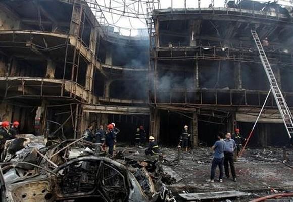 400 personas han muerto en el último mes de ataques yihadistas