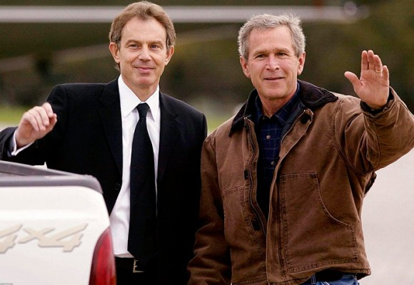 El informe que responsabiliza a Blair y Bush con la mentira que desató La guerra de Irak