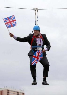 Sin Boris Johnson el brexit nio hubiera ganado
