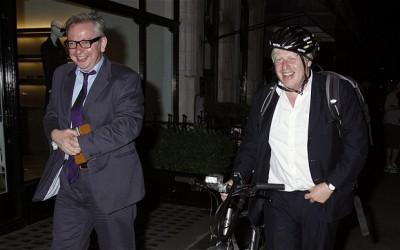 Corrió la carrera por el brexit con Michael Gove, pero este lo traicionó en la candidatura a primer ministro