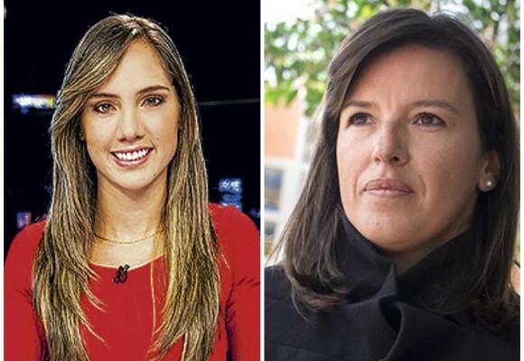 El reemplazo de Camila Zuluaga en RedMás noticias