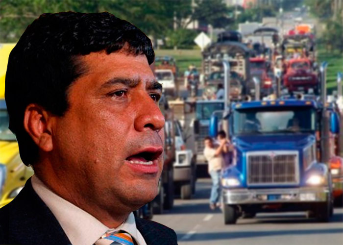 Pedro Aguilar, el zar de los camioneros: de héroe a villano