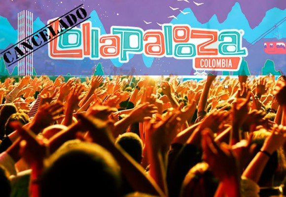 A Bogotá le quedó grande Lollapalooza