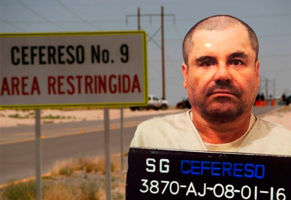 La cárcel que está enloqueciendo al Chapo Guzmán