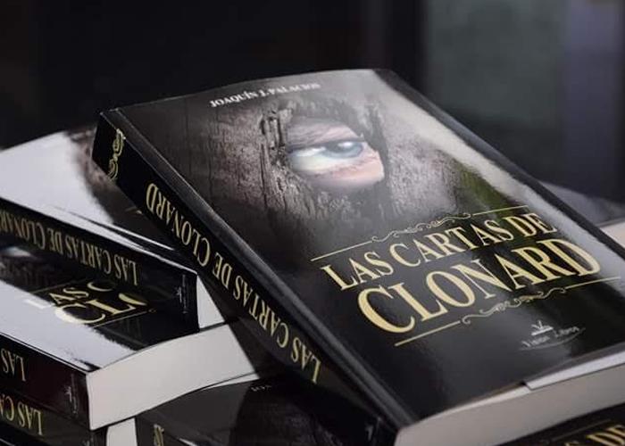 'Las cartas de Clonard', una novela política y criminal