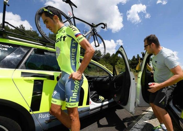 Tour de Francia: se despide el ciclista con mejor palmarés del siglo XXI