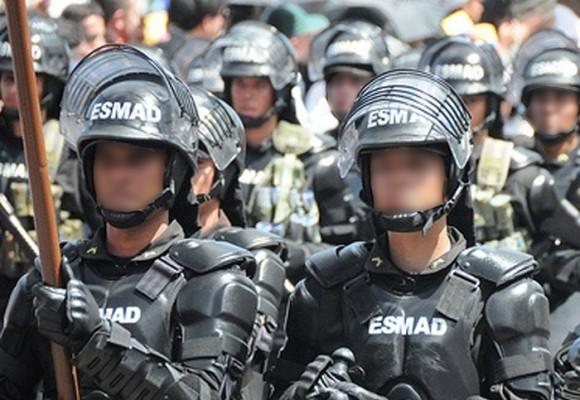 Carta abierta al miembro del ESMAD que asesinó a un joven inocente en Boyacá