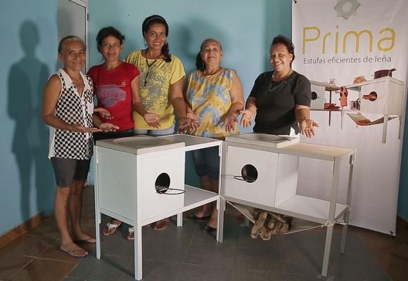 Las estufas ecoeficientes made in Colombia