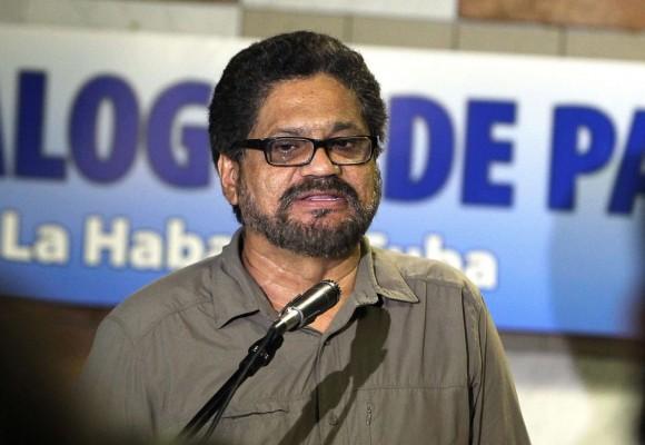 Autorizan a Iván Márquez para viajar a Colombia a asistir al funeral de su madre