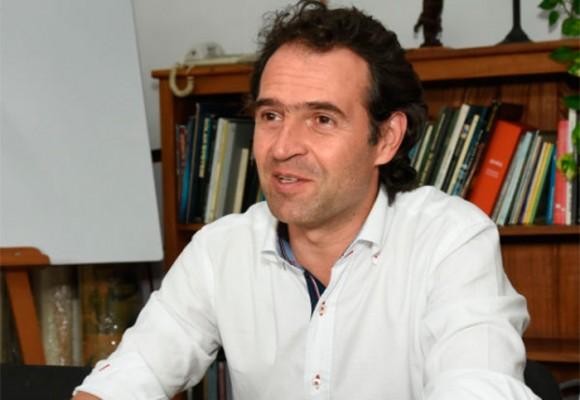 El mal rato de Federico Gutiérrez por la seguridad en Medellín