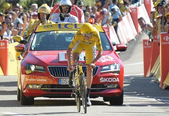 Tour de Francia: 'Froome es el mejor y decir lo contrario es una necedad'