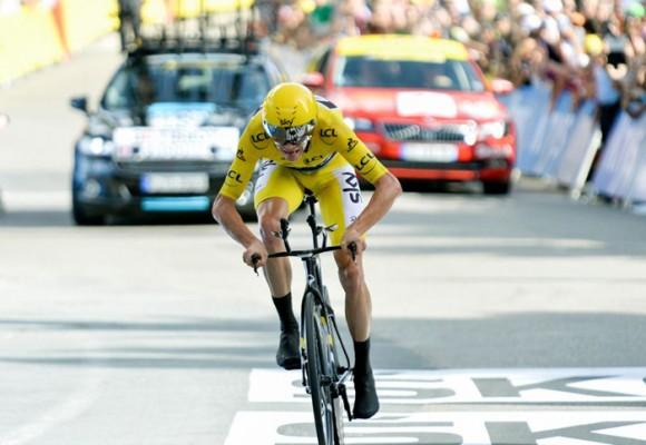 Tour de Francia: ¿A qué se debe el notorio rendimiento de Froome?