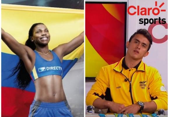 La pelea por llevar la bandera de Colombia en la inauguración de los Olímpicos