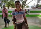 El campesino que lucha contra las petroleras en el Caquetá