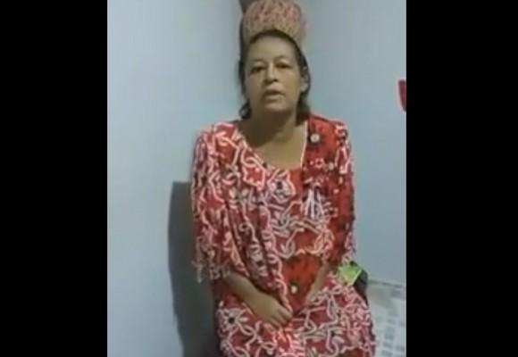 Video: el drama de una mujer Wayuu por la negligencia del sistema de salud