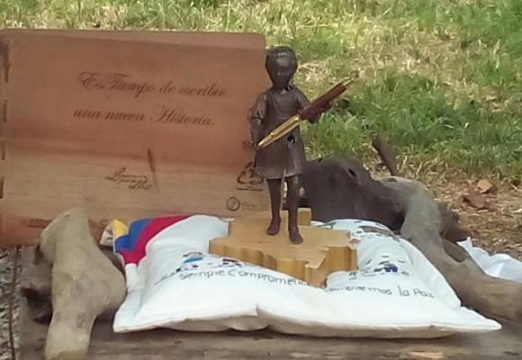 El lapicero por la Paz: un proceso desconocido