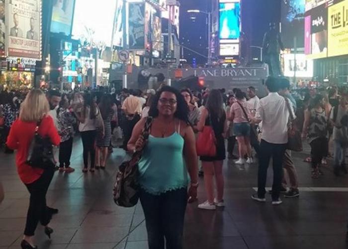 Una leticiana en Nueva York