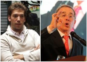 Los hijos de Santos a golpe de trinos y Gaviria con el micrófono le dicen fascista a Uribe